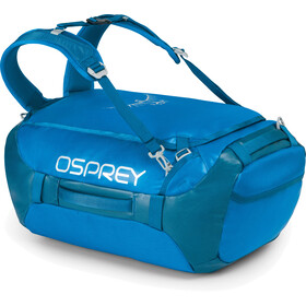 """Osprey Transporter 40 Backpack Kingfisher Blue"""